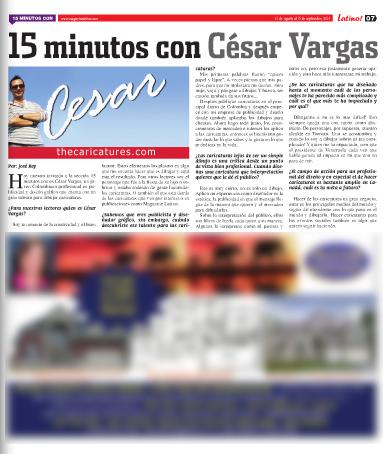 cesar interview